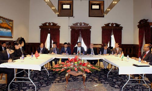 Kabul Hosts First Trilateral  Summit Between Afghanistan, India and China
