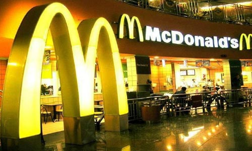 Chinese Accuse Mcdonald's  of Supporting Taiwan Independence