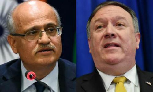 US, India Say  Pakistan 'Must' Take  Action Against Terrorists