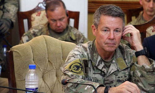 US and NATO Committed to Peace in Afghanistan