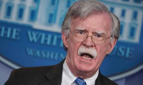 No Blind Trust in Taliban Talks: John Bolton