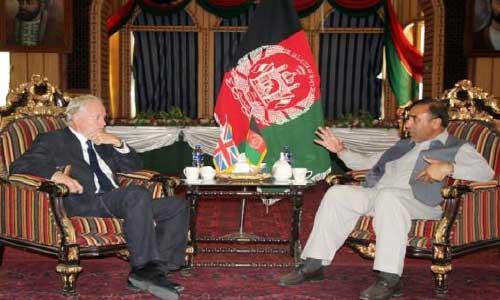 Taliban Have to Respond Positive to  People's Voice for Peace: Kay