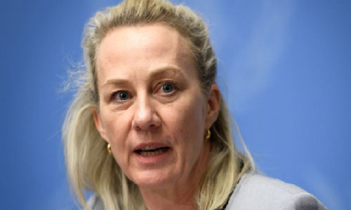 Alice Wells to  Discuss Afghanistan  in Islamabad Visit