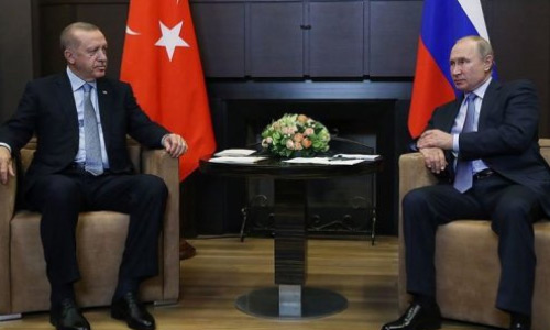 Putin, Erdogan Discuss Idlib Over Phone - Lavrov