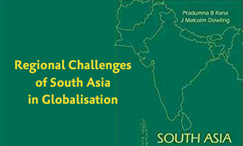 Regional Challenges of South Asia  in Globalisation