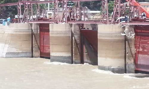 Pul-I-Khumri Dam Gate  Breaks Soon after Inauguration