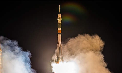 Roscosmos Orders Launches of 8 Soyuz Crewed Spacecraft to ISS in 2021-2025