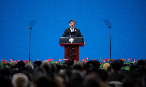 Xi Says 'No Clash' of Civilisations  amid US Trade War