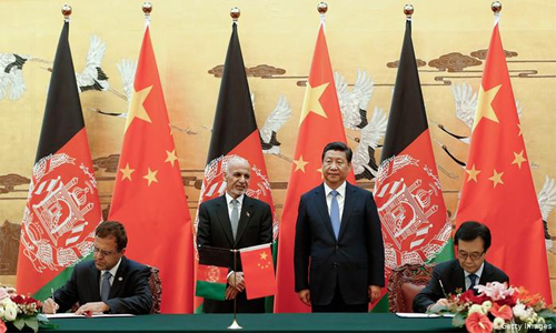 China Plays a Prominent Role  in Promoting the Peace Process in Afghanistan