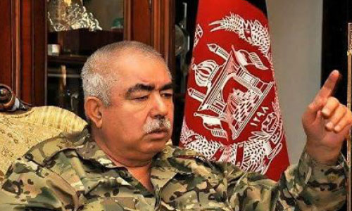 Ready to Suppress  Taliban in North: Dostum