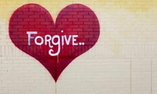 Let's Forgive Each Other