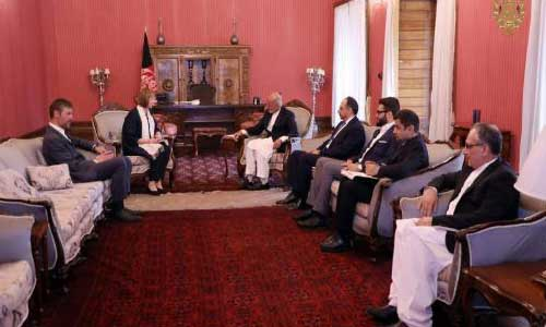 New British Envoy Pledges Support  to Stable, Democratic Afghanistan