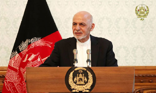 Women Will Determine  Limits for Peace: Ghani