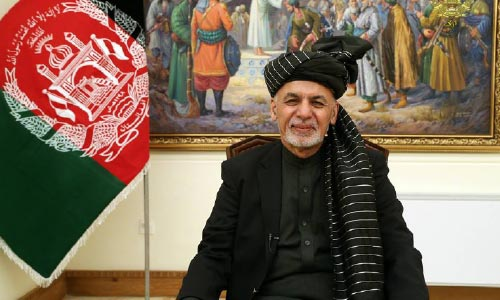 Ghani Calls on Taliban to Engage in Direct Talks