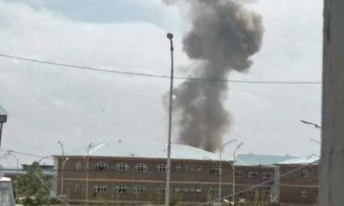 Explosion  Rocks Ghazni City; Three Killed