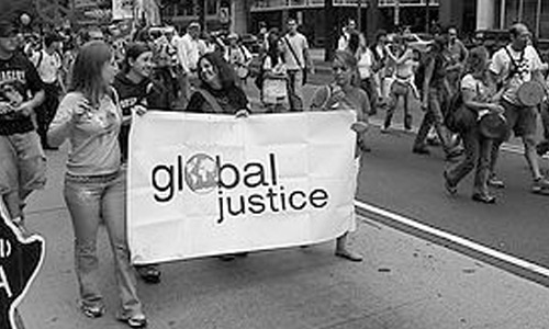 Who Should Lead the Fight for Global Justice?