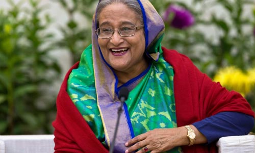 Global Support Lets Bangladesh PM  Withstand Election Worries