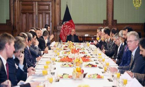 Kabul Ready to Enter HIA-Like Deal with Taliban: Ghani