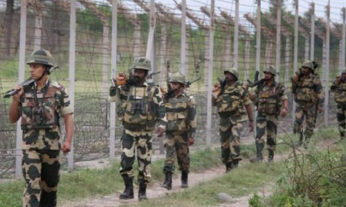Indian Army Porter Killed in Exchange of Fire  Between India, Pakistan Troops