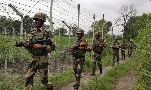 Indian Forces Violated Ceasefire  Agreement Over 3000 Times in 2019