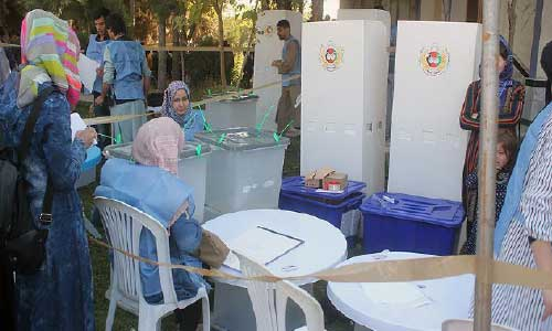 IEC Finalizes Polling Centers  List for Presidential Elections