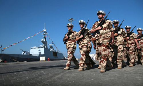 France Says Abu Dhabi to Host HQ for  European Naval Mission for The Gulf
