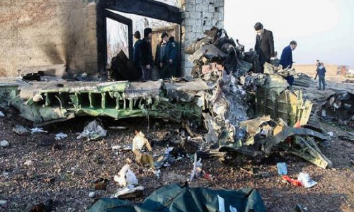 Iran Plane Crash: 7 Afghan Victims Identified