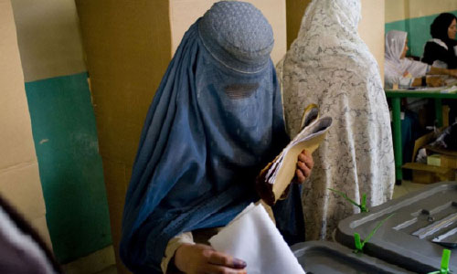 Final WJ Election Results from Kandahar Unveiled - The Daily