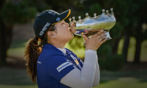 Korean Great Park In-Bee Wins 20th Title  at Australian Open