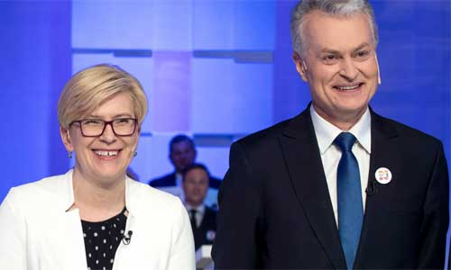 Lithuania Presidential Hopefuls: Tone Down Russia Rhetoric