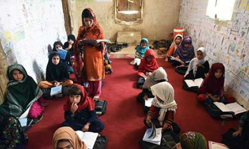 'Two Out of Five Children'  are Not in School in Afghanistan