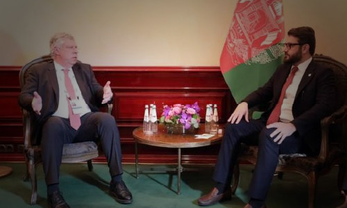 Military Support for  Afghanistan to Continue: Germany