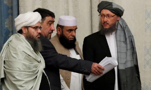 Taliban, Afghan Opposition  to Meet in Moscow; Kabul Not Attending