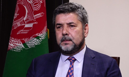 Nabil against Taliban Release, But Understands 'If for Peace'