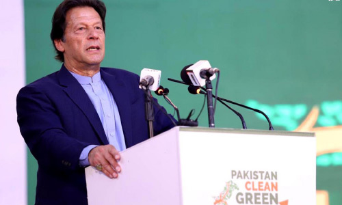 PM Imran Launches Clean Green  Pakistan Index