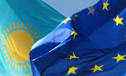 Issues on Strengthening Strategic Cooperation  with EU Discussed in Kazakhstan