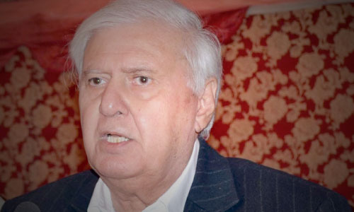 Af-Pak Trade Routes Should  Stay Open: Sherpao
