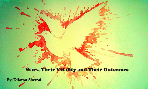 Wars, Their Vitality and Their Outcomes