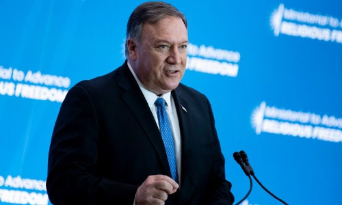 Pompeo to Take Up Immigration,  Iran on Latin America Tour