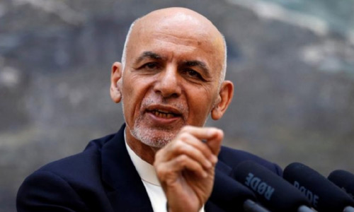 President Ghani Hopes Iranian Authorities Will Cooperate with The Investigations