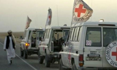 No Let Up in Violence  Despite Progress in Peace Talks: ICRC