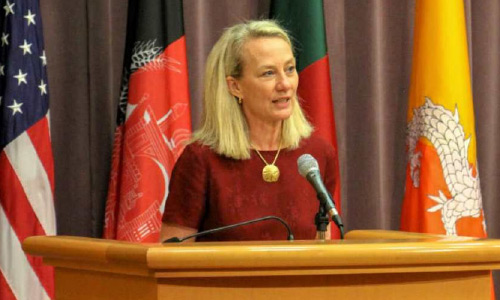 Senior US Diplomat in Pakistan to Discuss Afghanistan