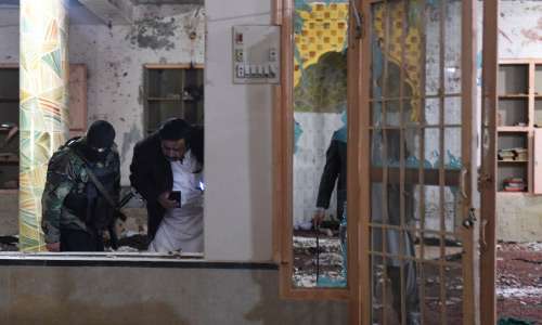 Key Taliban Members Among Casualties  in Pakistan Blast: Sources