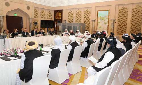 Intra-Afghan  Negotiations in  Doha Next Month