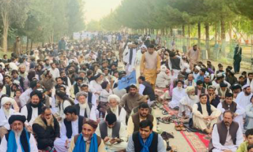 Activists Barred from Meeting People in  Taliban-Controlled Areas