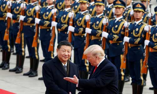 Trump's 'Modus Operandi' Is Ultimatums & Threats  but China's Xi Jinping 'Didn't Fall for The Bait'