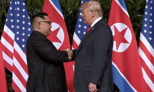 Trump, North Korea's Kim to Hold Second Summit  in Late February