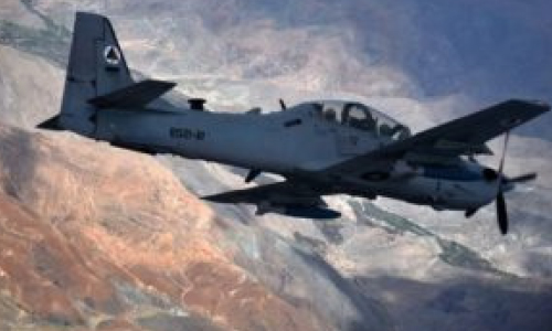Taliban Leaders Among 13 Killed  in Takhar Airstrike