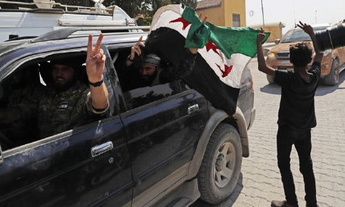 Kurds Mobilize in Syria as Turkey Poised  for Imminent Attack