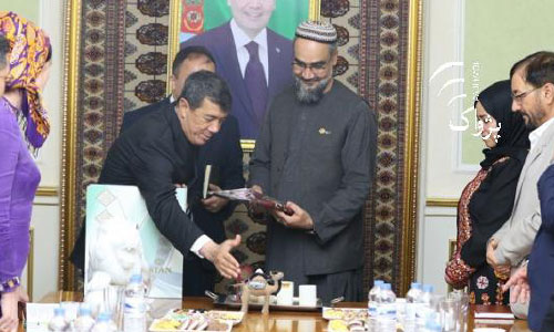 Afghans, Turkmens  to Set up Joint Factories